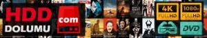 Hdd Dolum, Yabancı film dolum
