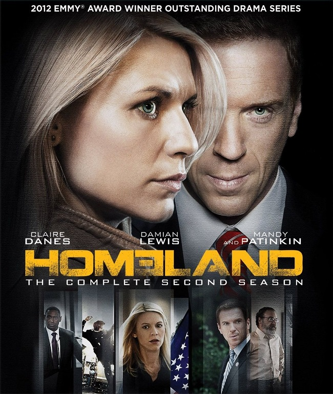 Homeland Full Sezon 720p