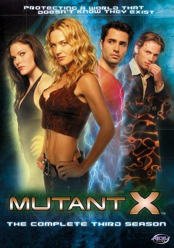 Mutant X Full Sezon 1080p