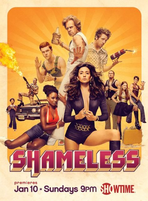 Shameless Full Sezon HD Dual 720p