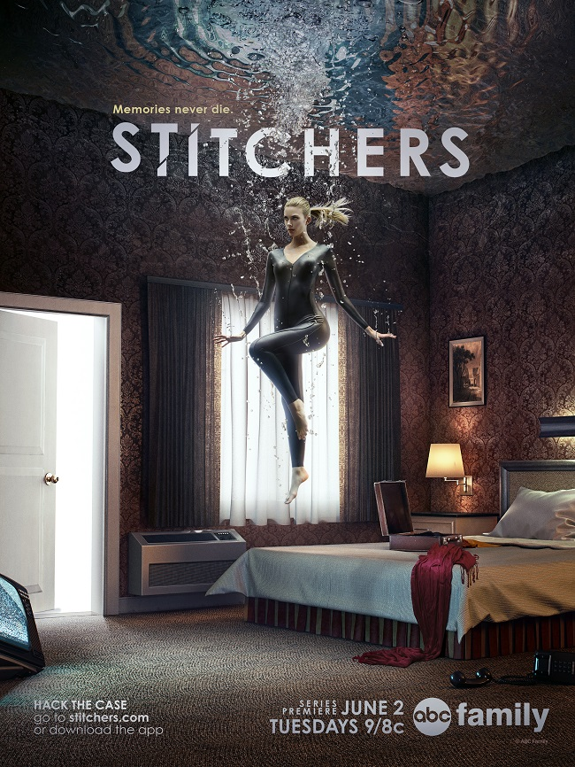 Stitchers Full Sezon 720p
