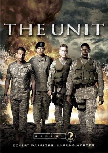 The Unit Full Sezon 720p