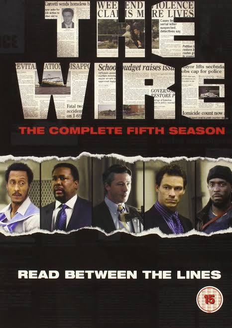 The Wire Full Sezon 720p