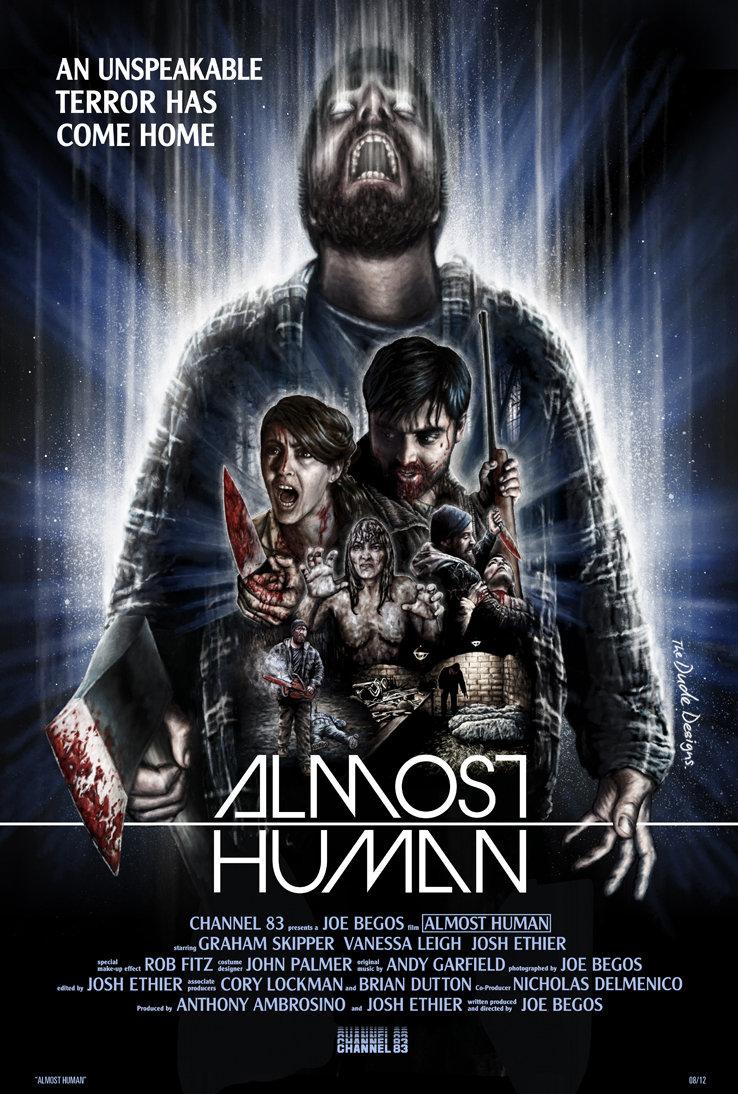 Almost Human Full Sezon Xvid