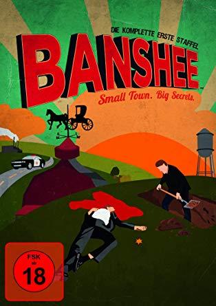 Banshee Full Sezon 720p