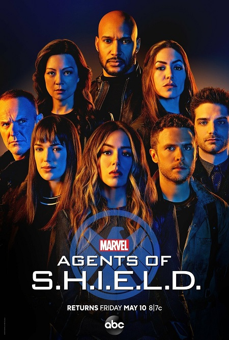 Marvel Agents Of S.H.I.E.L.D Full Sezon 720p