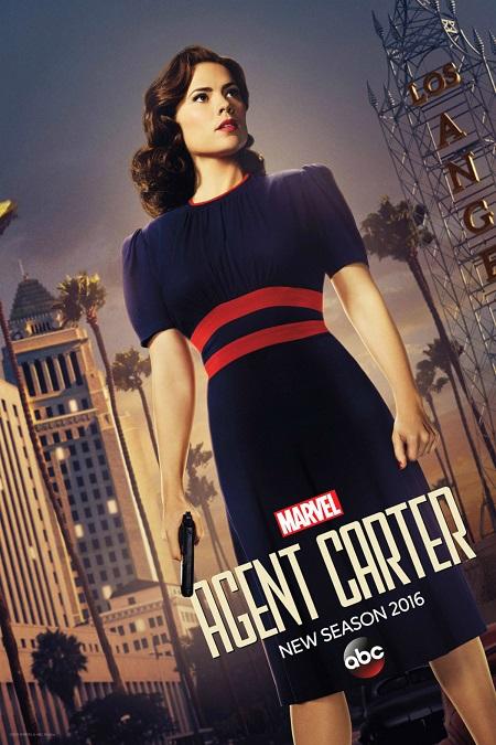 Marvels Agent Carter Full Sezon 720p