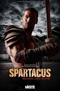 Spartacus Blood and Sand Full Sezon 1080p
