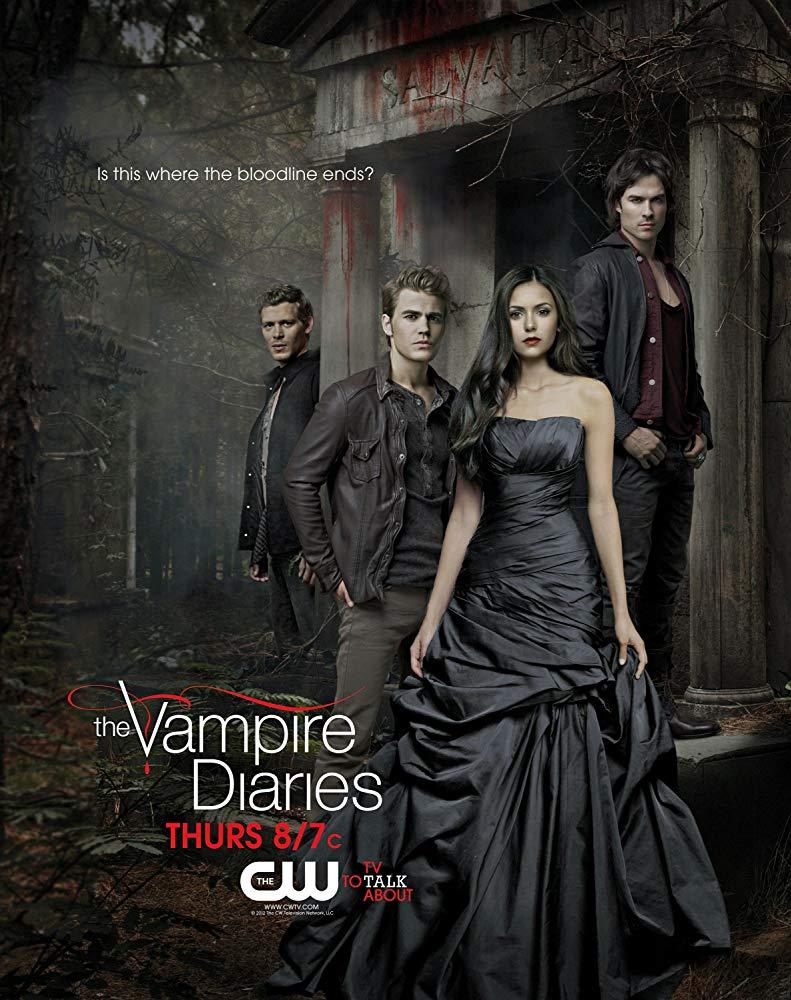 The Vampire Diaries Full Sezon 720p