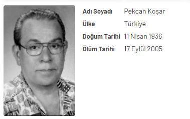 Pekcan Koşar ddisk dolumu, Pekcan Koşar yeşilçam, Pekcan Koşar filmleri, Pekcan Koşar hayatı, Pekcan Koşar filmleri indir, Pekcan Koşar filmleri izle, Hdd dolumu