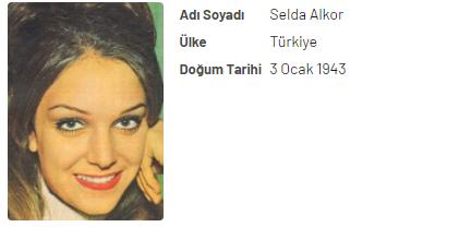 Selda Alkor ddisk dolumu, Selda Alkor yeşilçam, Selda Alkor filmleri, Selda Alkor hayatı, Selda Alkor filmleri indir, Selda Alkor filmleri izle, Hdd dolumu