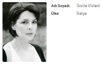 Sonia Viviani ddisk dolumu, Sonia Viviani yeşilçam, Sonia Viviani filmleri, Sonia Viviani hayatı, Sonia Viviani filmleri indir, Sonia Viviani filmleri izle, Hdd dolumu
