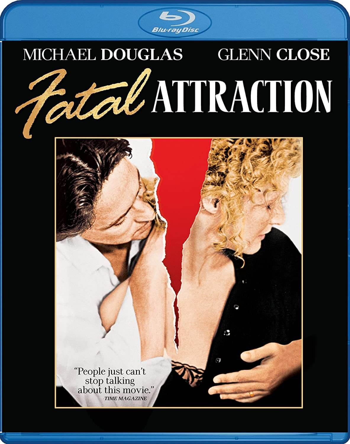 Fatal Attraction (1987) Öldüren Cazibe - Erotik Film