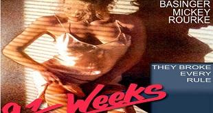 9 1/2 Weeks (1986) - Dokuz Buçuk Hafta Erotik Film