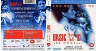 Basic Instinct (1992) Temel İçgüdü Erotik Film