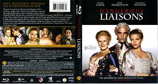 Dangerous Liaisons (1988) Tehlikeli İlişkiler - Erotik Film