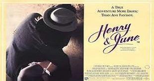 Henry & June (1990) Erotik Film