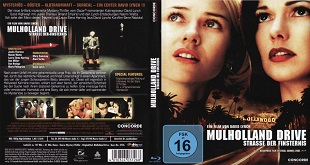 Mulholland Drive (2001) - Mulholland Çıkmazı Erotik Film