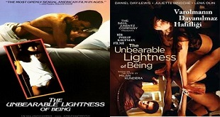 The Unbearable Lightness Of Being (1988) - Varolmanın Dayanılmaz Hafifliği Erotik Film