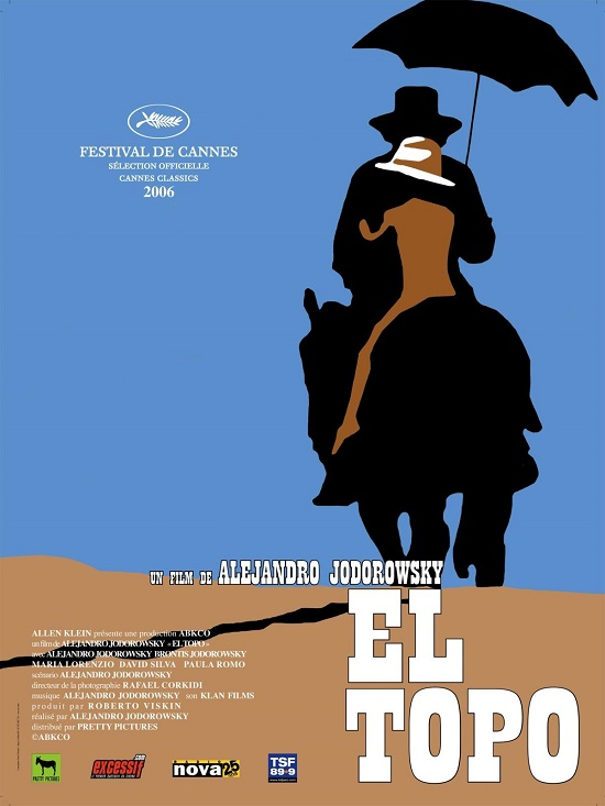 El Topo (1970) – Western Kovboy Filmi