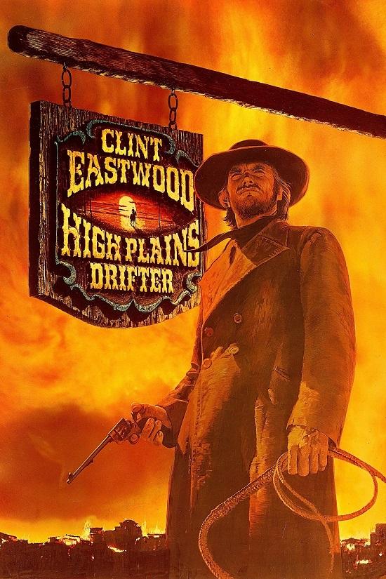 High Plains Drifter (1973) Kasabadaki yabancı – Western Kovboy Filmi
