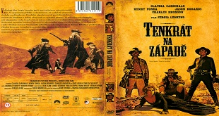 Once Upon a Time in the West (1968) Batıda Kan Var - Western Kovboy Filmi