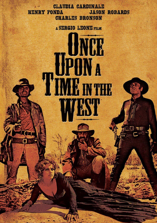 Once Upon a Time in the West (1968) Batıda Kan Var - Western Kovboy Filmi