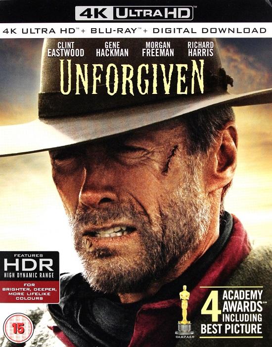 Unforgiven (1992) Affedilmeyen – Western Kovboy Filmi