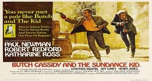 Butch Cassidy and the Sundance Kid (1971) Sonsuz ölüm – Western Kovboy Filmi