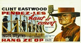 Hang 'em High (1968) Onları Yükseğe As Western Kovboy Filmi