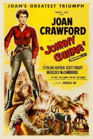 Johnny Guitar (1954) Dişi Kartal – Western Kovboy Filmi