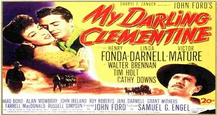 My Darling Clementine (1946) Kanun Harici – Western Kovboy Filmi