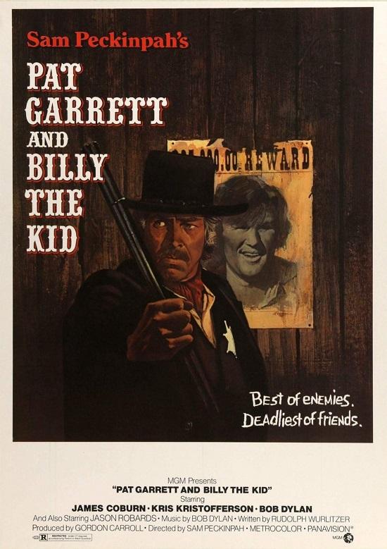 Pat Garrett and Billy the Kid (1973) Eski Dost – Western Kovboy Filmi