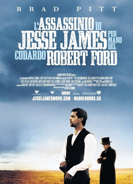 The Assassination of Jesse James by the Coward Robert Ford (2007) – Western Kovboy Filmi