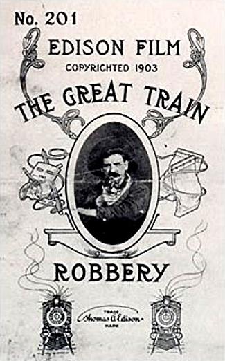 The Great Train Robbery (1903) Büyük Tren Soygunu – Western Kovboy Filmi