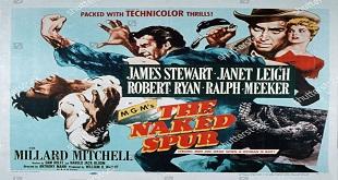 The Naked Spur (1953) İdam Mahkumu – Western Kovboy Filmi