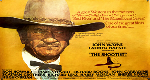 The Shootist (1976) Western Kovboy Filmi