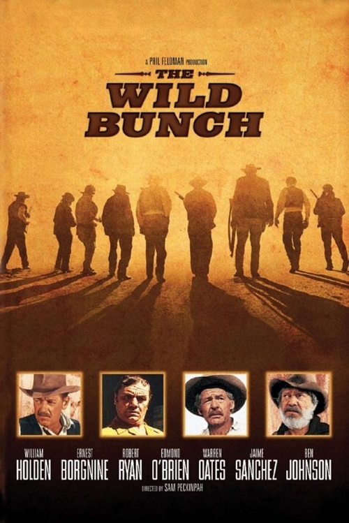 The Wild Bunch (1969) Vahşi Belde – Western Kovboy Filmi