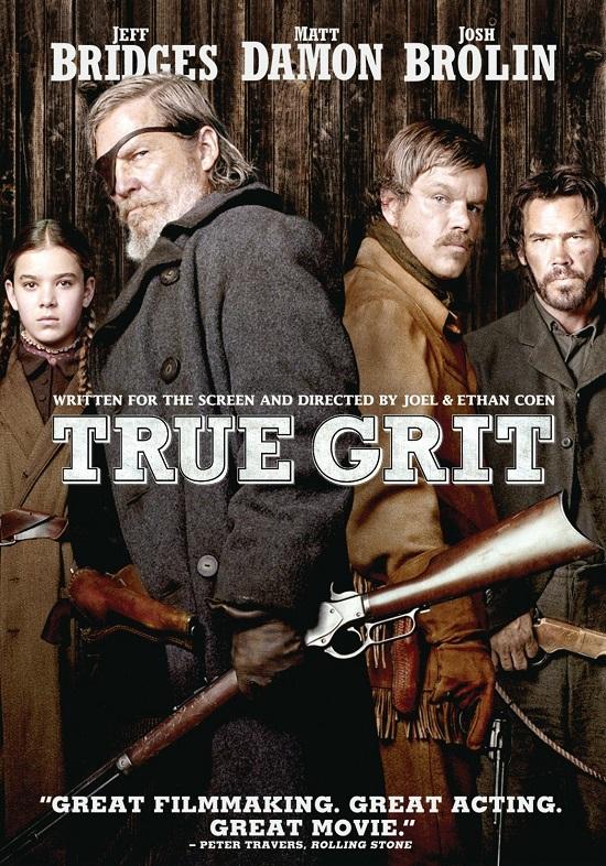 True Grit (2010) İz Peşinde Western Kovboy Filmi