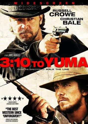3:10 to Yuma (2007) 3:10 Yuma Treni – Western Kovboy Filmi