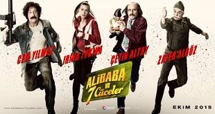 Ali Baba ve 7 Cüceler (2015) Yerli Film