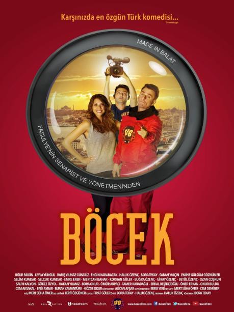 Böcek (2013) Yerli Film