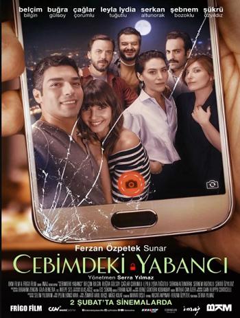 Cebimdeki Yabancı (2018) Yerli Film
