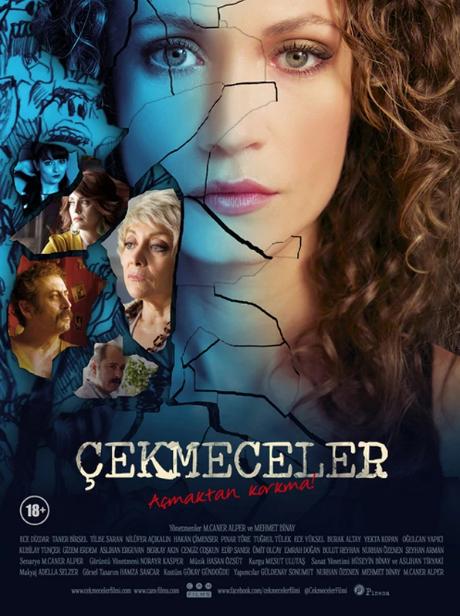 Çekmeceler (2015) Yerli Film