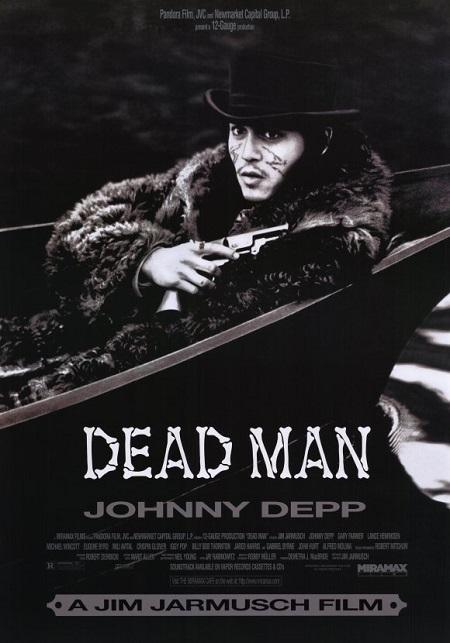 Dead Man (1995) Ölü Adam – Western Kovboy Filmi