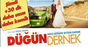 Düğün Dernek 1 (2013) Yerli Film