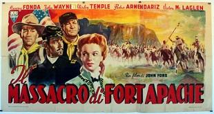 Fort Apache (1948) Kan kalesi – Western Kovboy Filmi