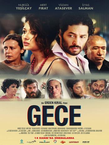 Gece (2014) Yerli Film