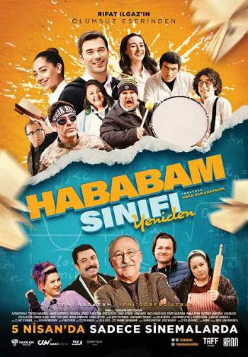 Hababam Sınıfı Yeniden (2019) Yerli Film