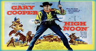 High Noon (1952) Kahraman şerif – Western Kovboy Filmi